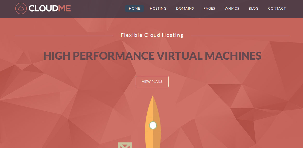 Cloudme Host - Hosting WordPress Themes