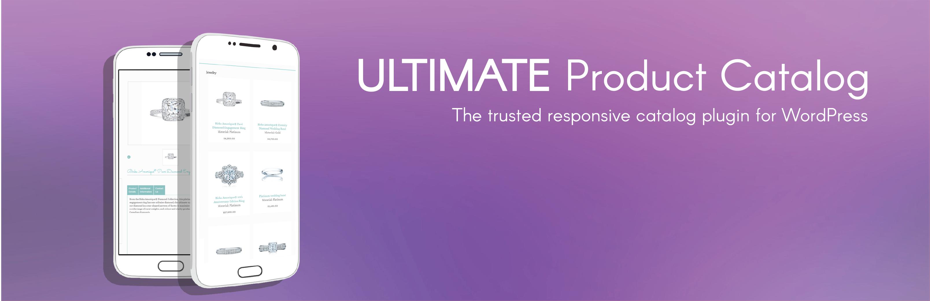 Ultimate Product Catalog Plugin