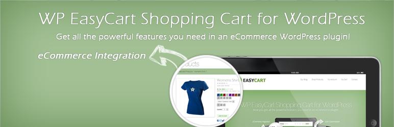 WP EasyCart - eCommerce Shopping Cart