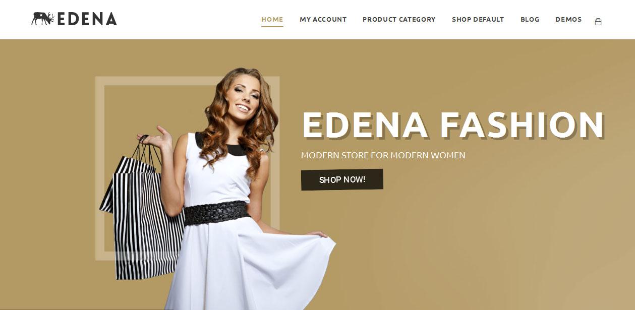 EDENA - Grid Style WordPress Themes
