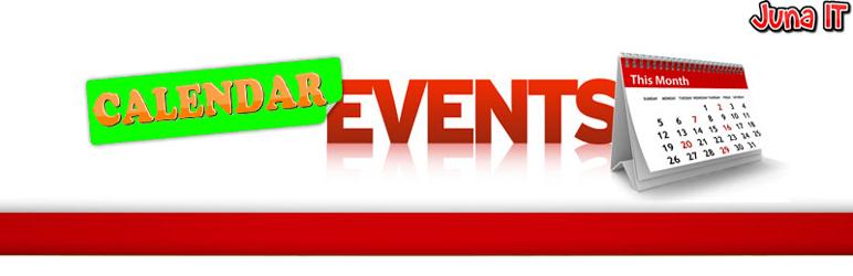 Juna Event Calendar