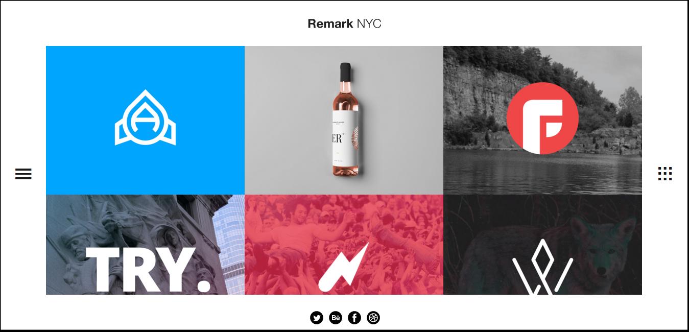 Remark - Portfolio & Agency WordPress Theme