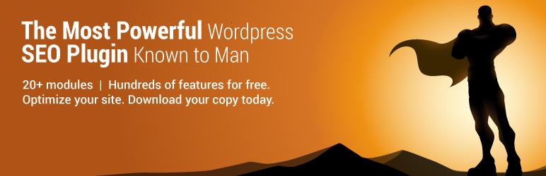 SEO Ultimate - free popular seo plugins for wordpress