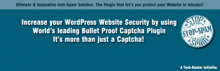 Captcha Bank - Solid Security & Advanced Protection