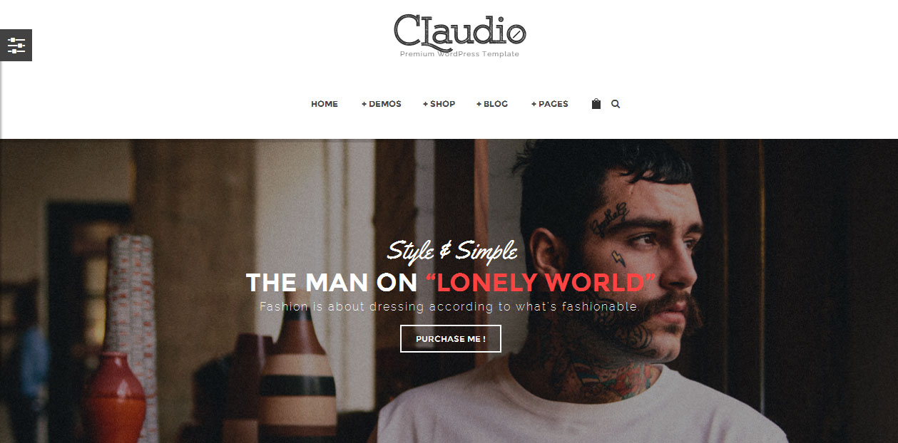Claudio - WordPress eCommerce Themes