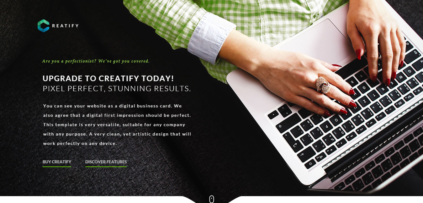 Creatify - Multipurpose Business Theme