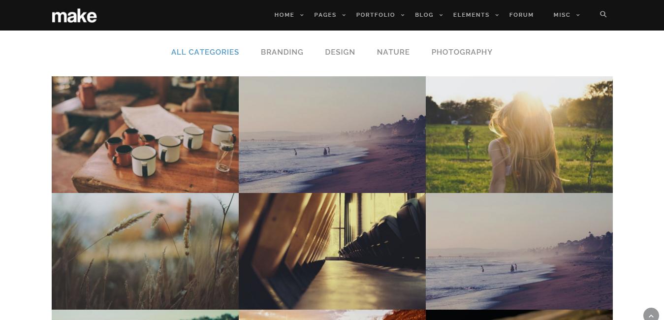 Make - Responsive Multipurpose WordPress Theme
