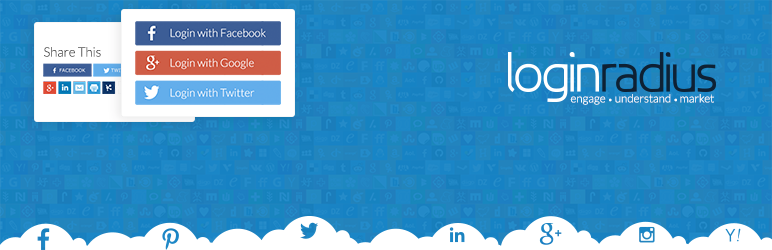 Social Login with Social Data Integration