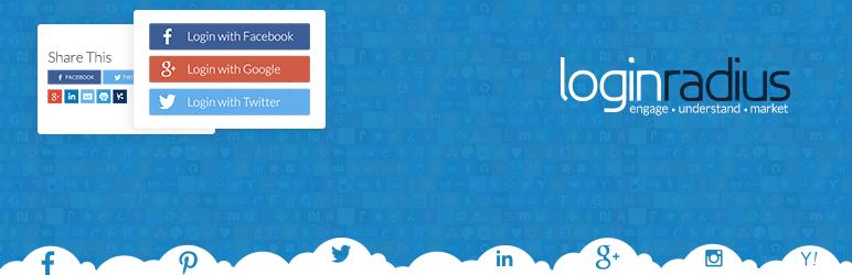 Social Login with Social Data Integration