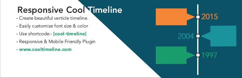 15 best free wordpress timeline widgets designorbital
