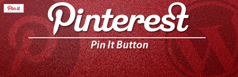 Pinterest Pin It Button On Image Hover And Post