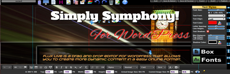 Simply Symphony & Fast Editors by PlugNedit