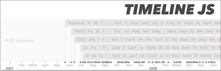 15 Best Free WordPress Timeline Widgets - DesignOrbital