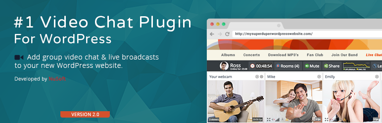 Video Chat Plugin