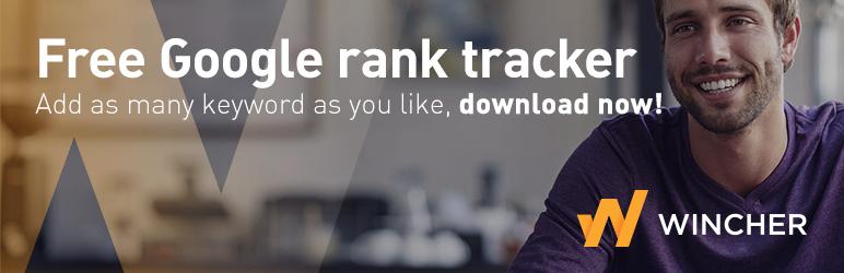 Wincher Rank Tracker