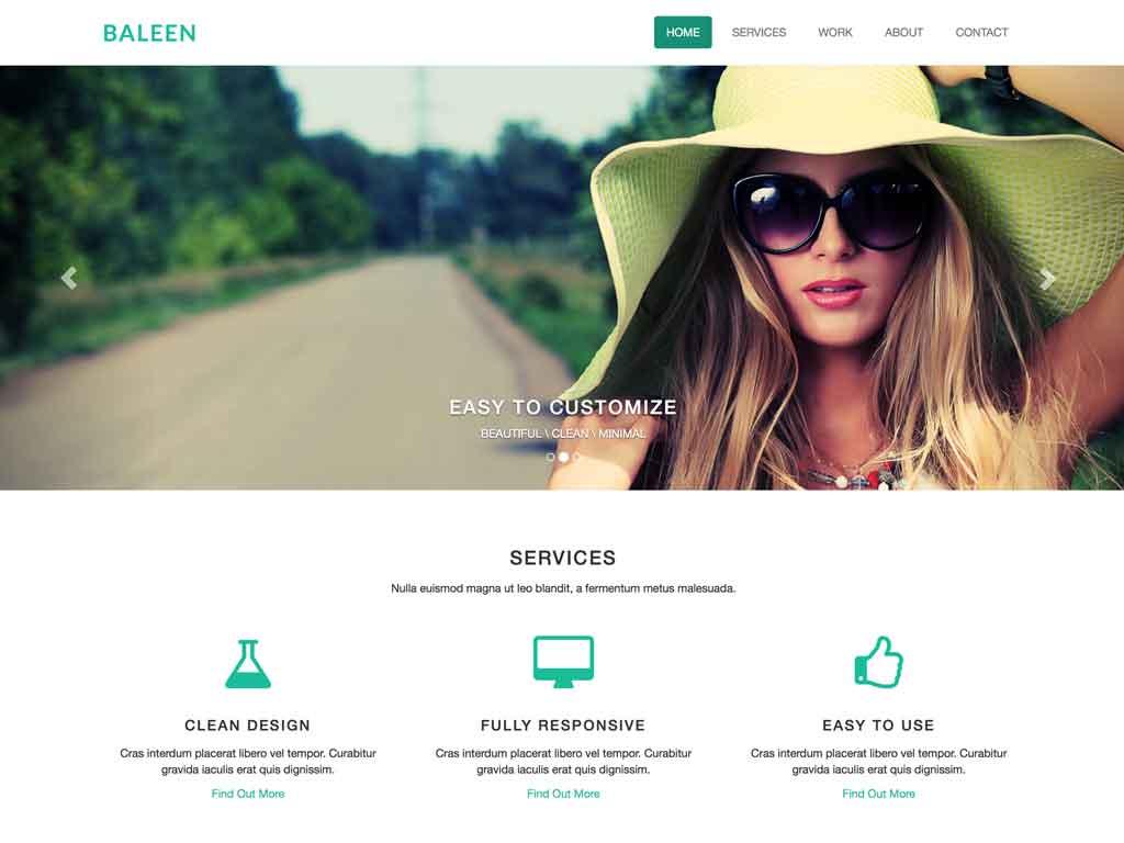 Site Templates - DesignOrbital