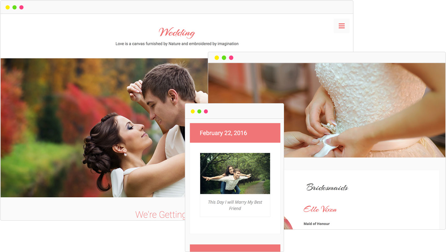 wedding-wordpress-theme-showcase
