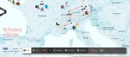 Integrating Google Maps