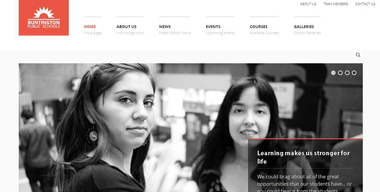 Buntington - Top Education WordPress Themes