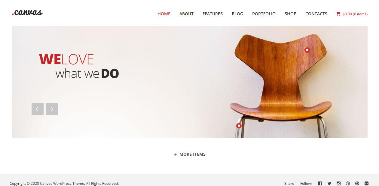 35 Best Furniture WordPress Themes For Your Business - DesignOrbital