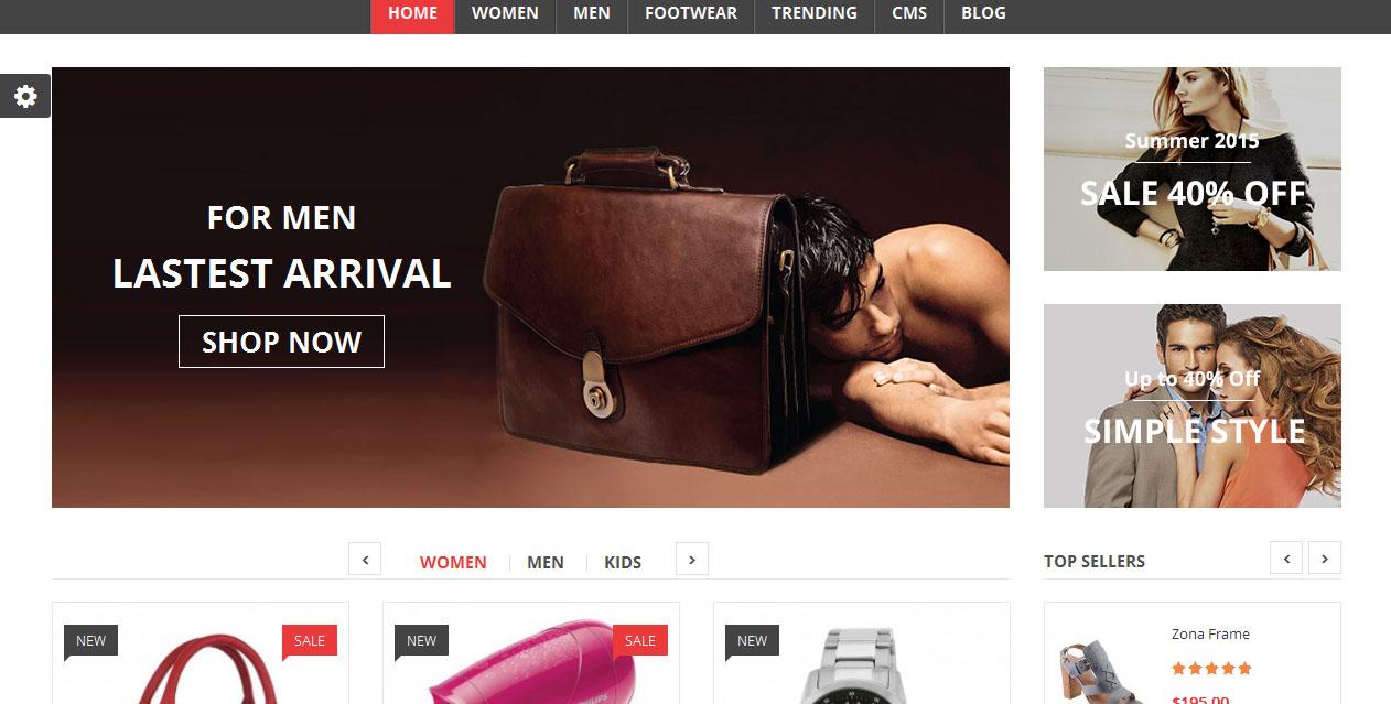 Eagle - Furniture WordPress Themes