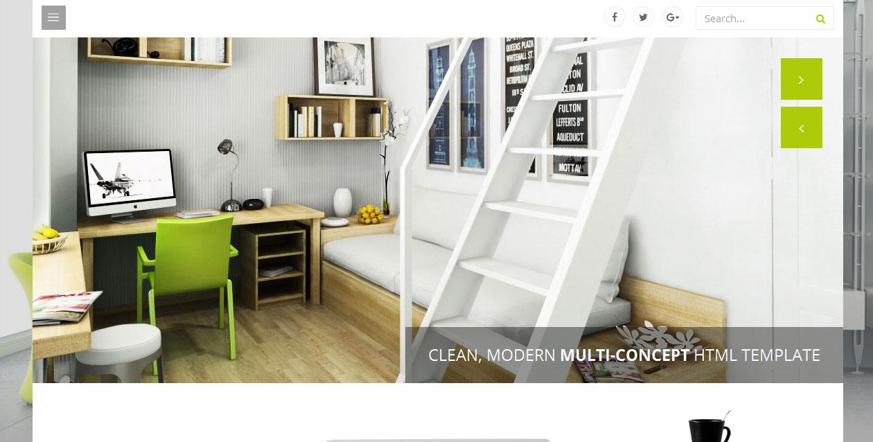 Wisey - Furniture WordPress Themes