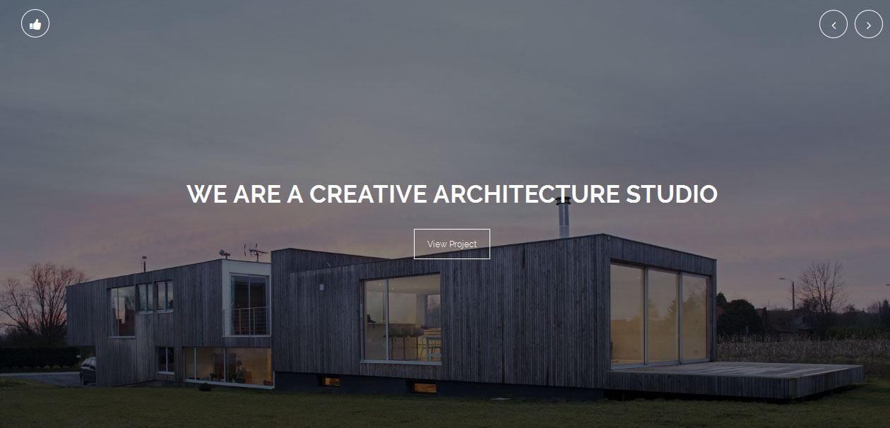 Arctic - Architects WordPress Themes