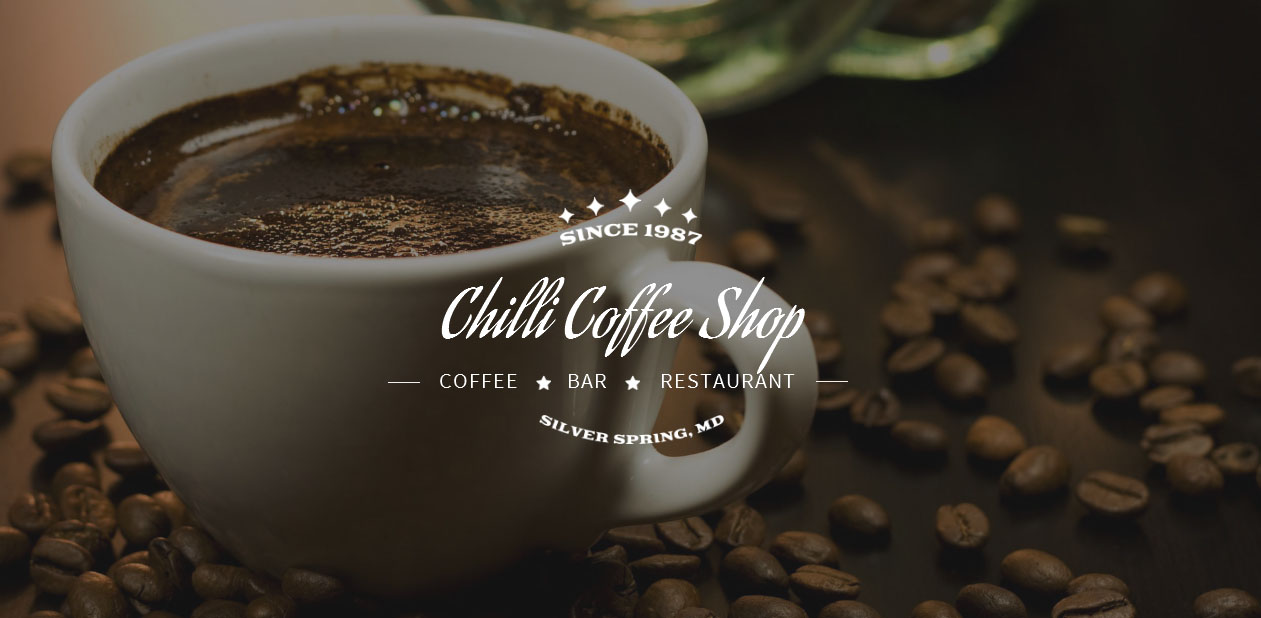 Chilli - coffee shop WordPress themes