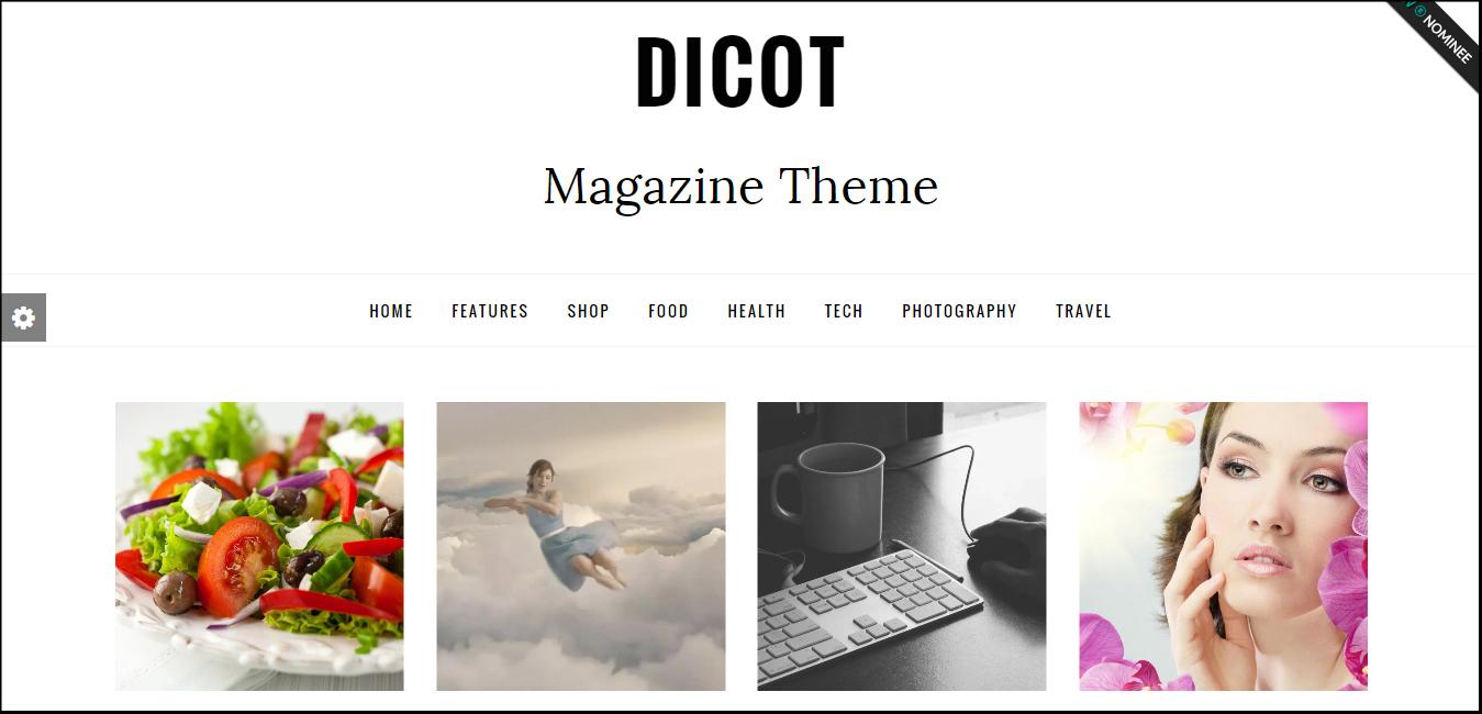 Dicot - Best Business WordPress Theme