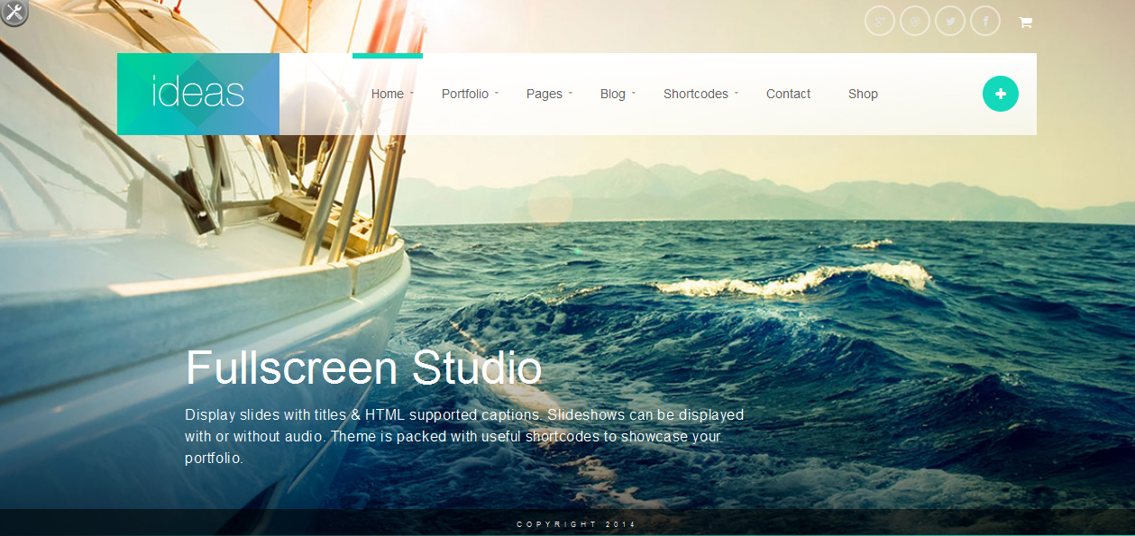 40 Best Full Screen WordPress Themes For Creative Websites