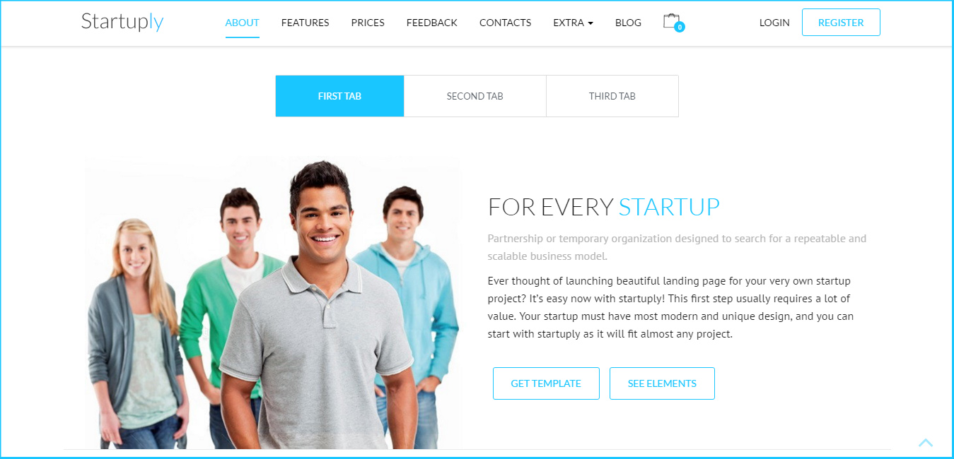 Startuply - Multi-Purpose Startup WordPress Theme