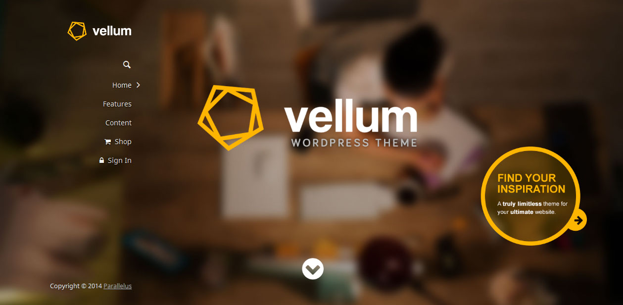 Vellum - Tourism WordPress Themes