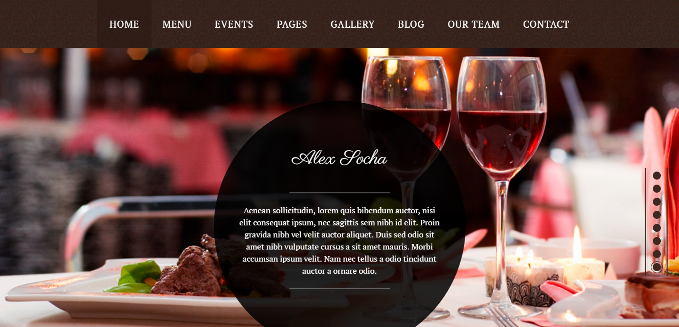 Chardonnay Responsive WordPress Theme