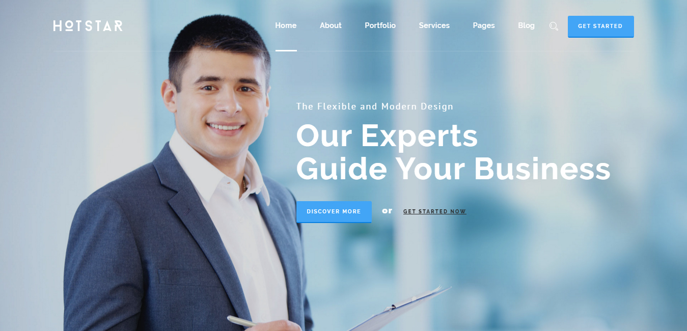 HotStar - Multi-Purpose Business Theme