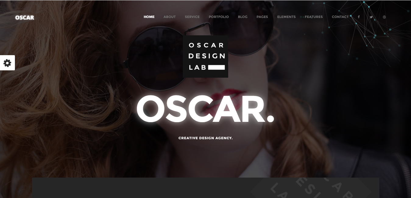 Oscar - Creative Multiuse WordPress Theme