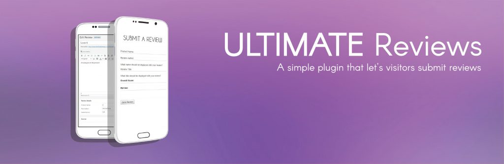 Ultimate Review Plugin