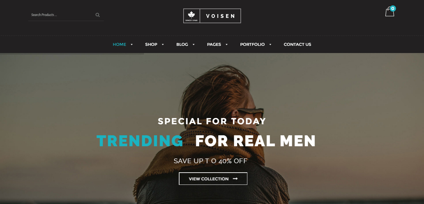 Voisen - WooCommerce Responsive Fashion Theme