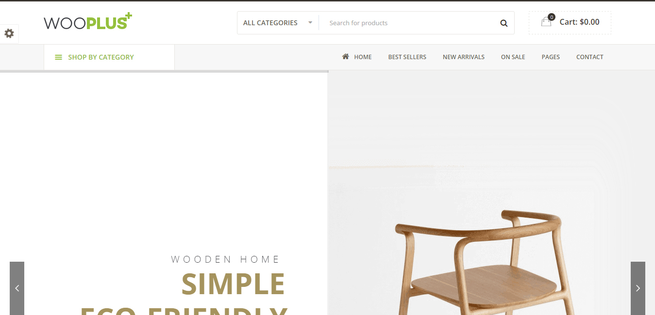 WooPlus - WordPress WooCommerce Shopping Theme