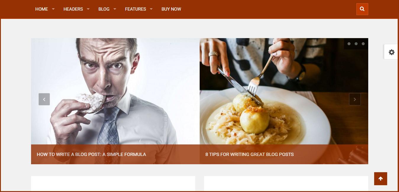 Debby - Personal Blog WordPress Theme