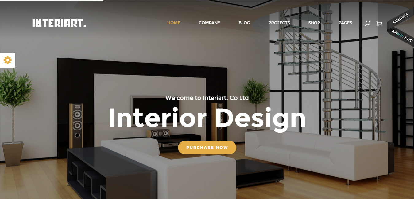 8 Modern Furniture Store WordPress Themes - DesignOrbital