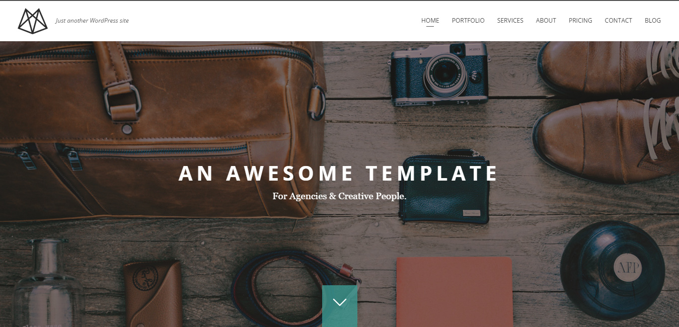 Queens - Responsive One-Page WordPress Theme