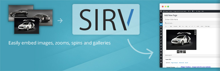 Sirv CDN & Image Manager