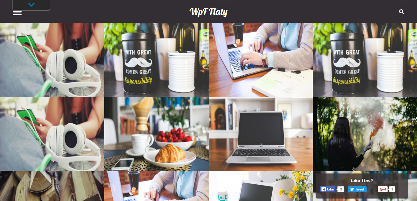 WpF Flaty
