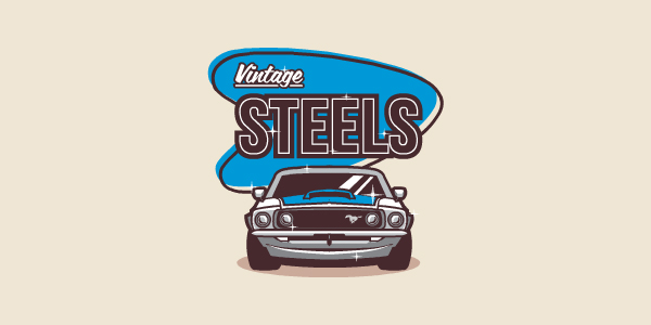 Retro and Vintage Logo Trend - logo design inspiration
