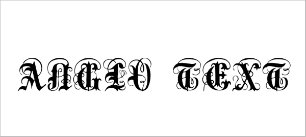 35 Best Free Tattoo Fonts Collection