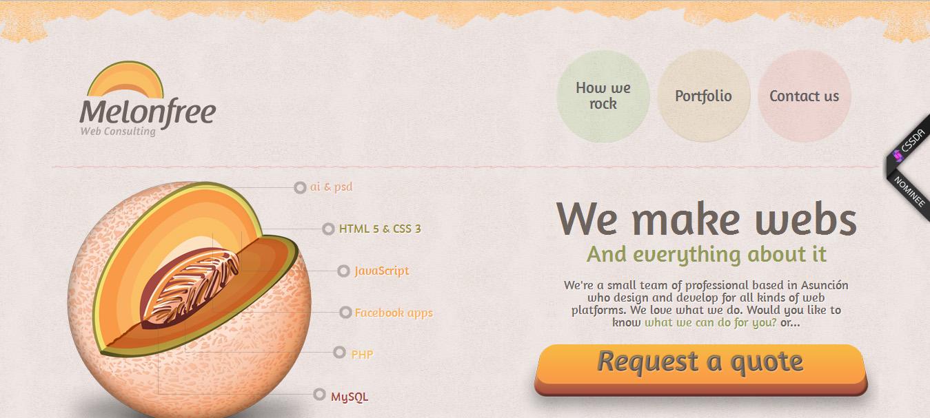 melon-free