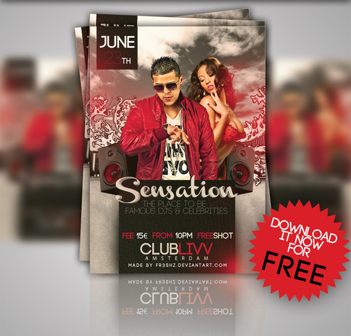 free-flyer-friday-template
