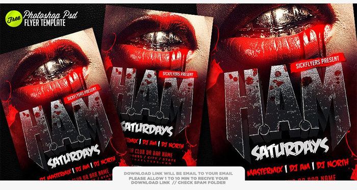 20 Best Free Flyer Templates Designorbital