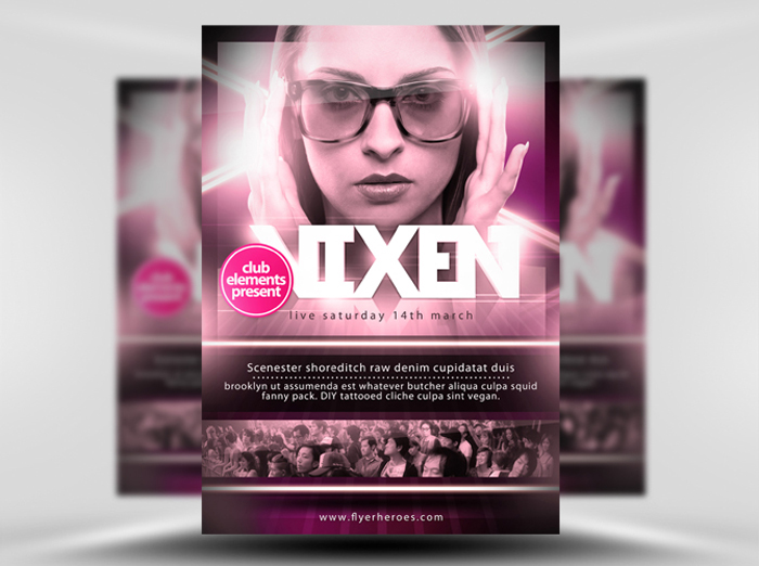 20 Best Free Flyer Templates - DesignOrbital