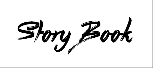 story-book-font